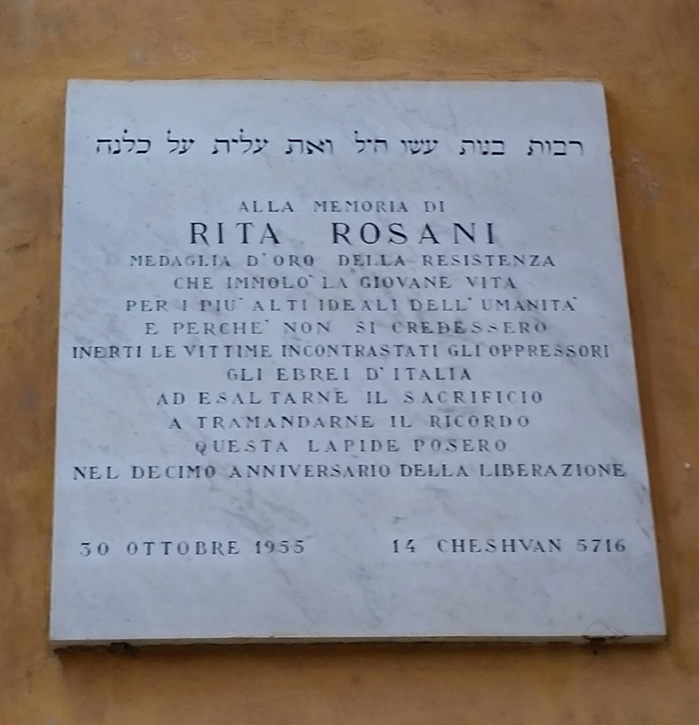 Sinagoga Ebraica Verona 1a