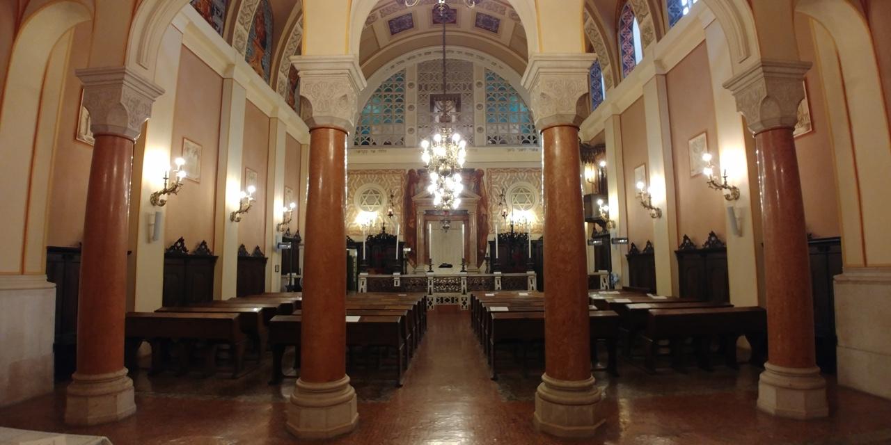 Sinagoga Ebraica Verona 4