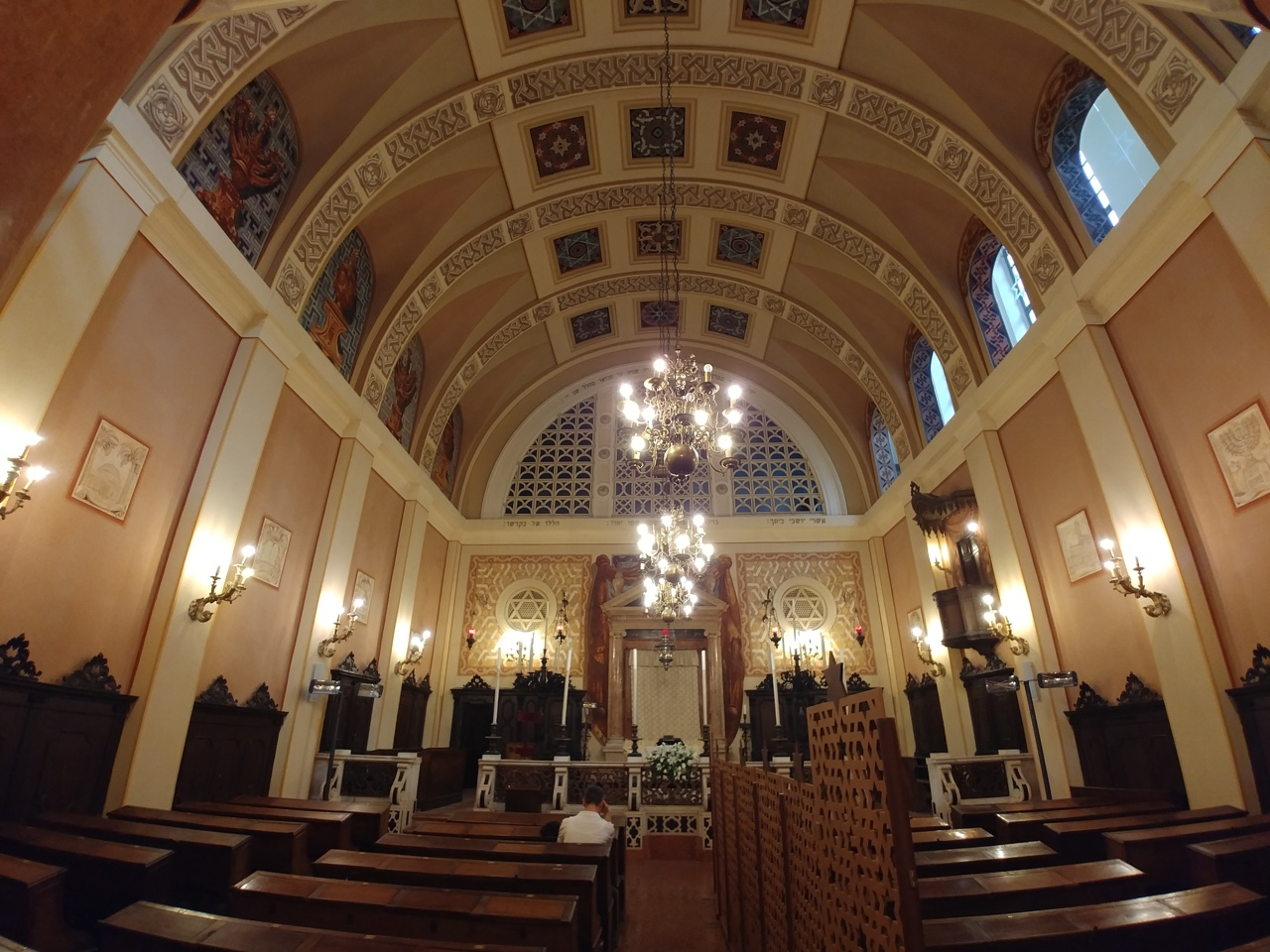 Sinagoga Ebraica Verona 5a