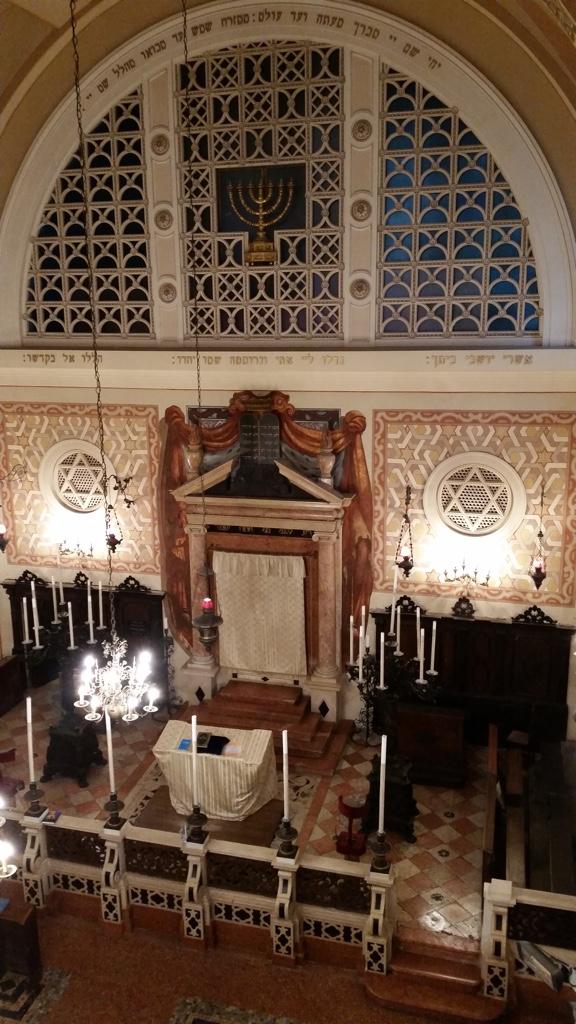 Sinagoga Ebraica Verona 6